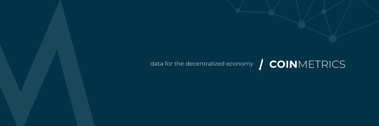 Coin Metrics Network Data Charts